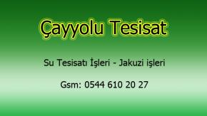 Çayyolu Tesisat®